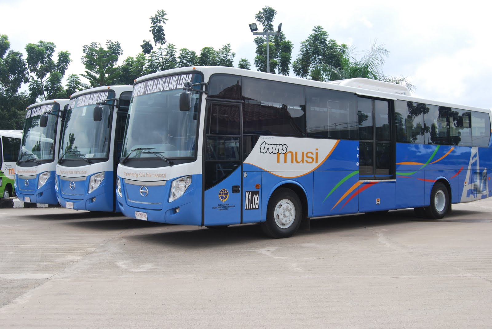 Bus Kota Boleh Beroperasi Lagi Jika Setara Bus Pariwisata