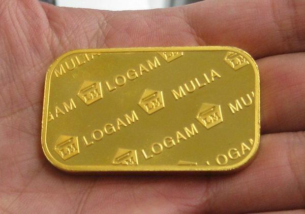 Awal Oktober, Harga Logam Mulia Rp 5.760.000 Ribu per 10 Gram