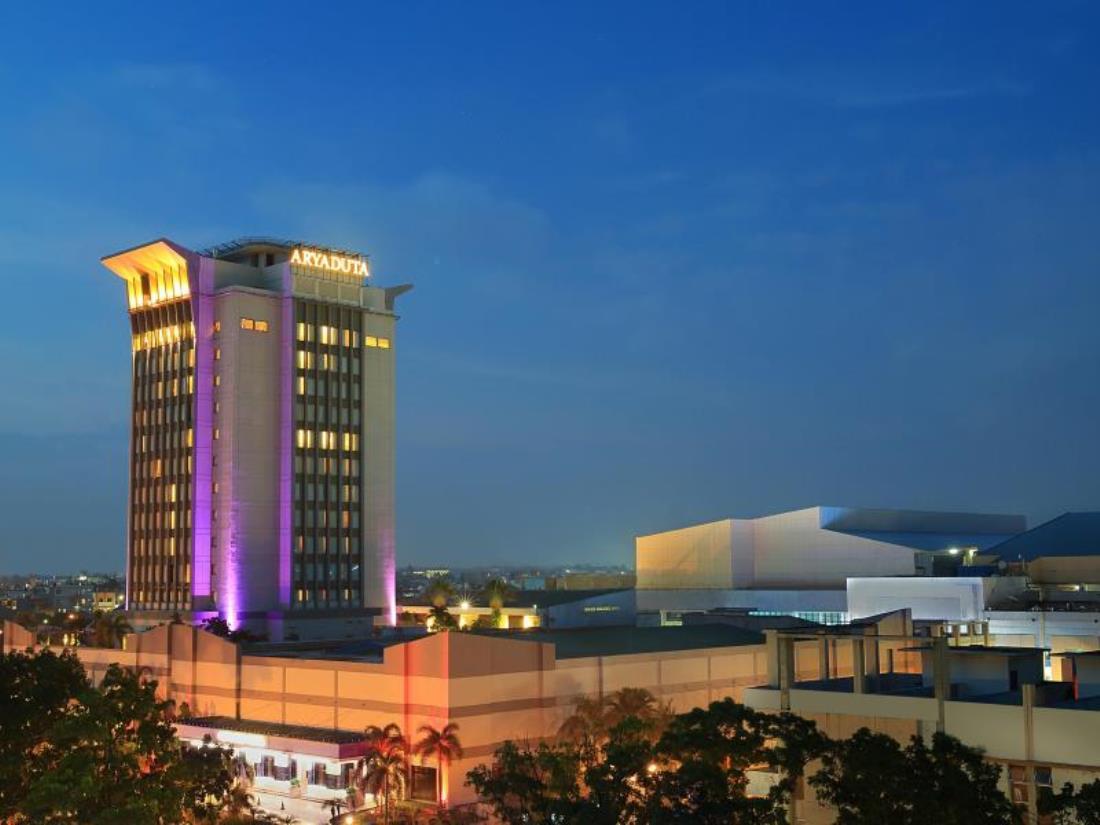 Hotel Bintang 5 di Palembang Beri Diskon Khusus