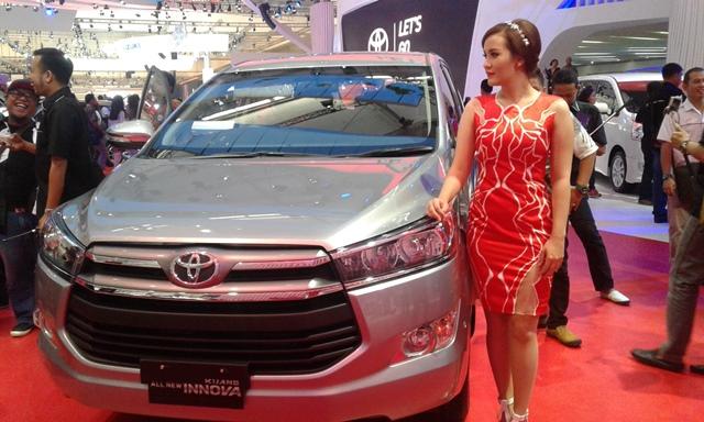 Auto2000 Sumbang Kontribusi 43% dari  Penjualan Toyota