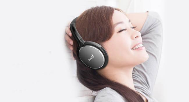 Perangkat Bluetooth Headphone Genius HS-940BT Relevan dengan Gaya Hidup