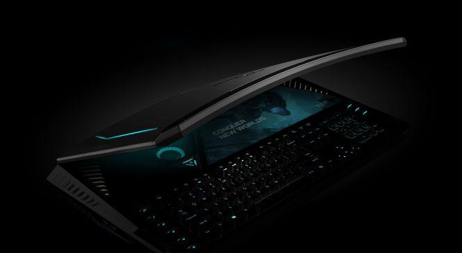 Laptop Ini Harganya Lebih dari Rp 100 Juta
