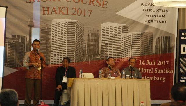 Kota Palembang Makin Padat, Ishak Mekki : Butuh Terobosan Hunian Vertikal