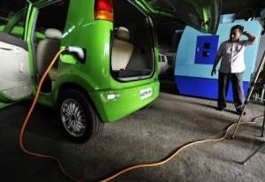 Kendaraan Bermotor Listrik Ditarget Mulai Berproduksi 2019