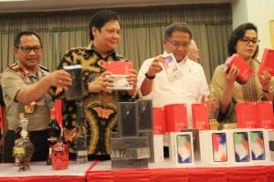 Indonesia Mampu Jadi Basis Produksi Perangkat Telekomunikasi Kelas Dunia