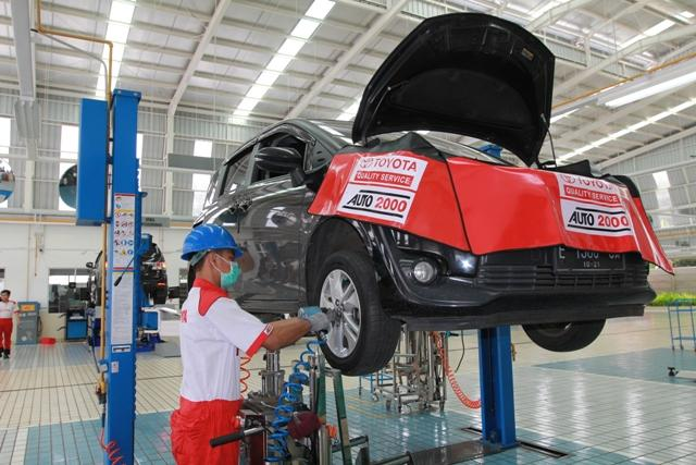 Auto2000 Pastikan Memenuhi Aturan Uji Emisi Gas Buang