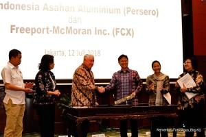 Kesepakatan Ditandatangani, Indonesia Resmi Miliki 51 Persen Saham PT Freeport Indonesia