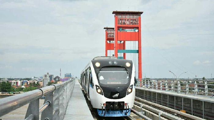 Optimalkan Layanan LRT Persingkat Waktu Tempuh