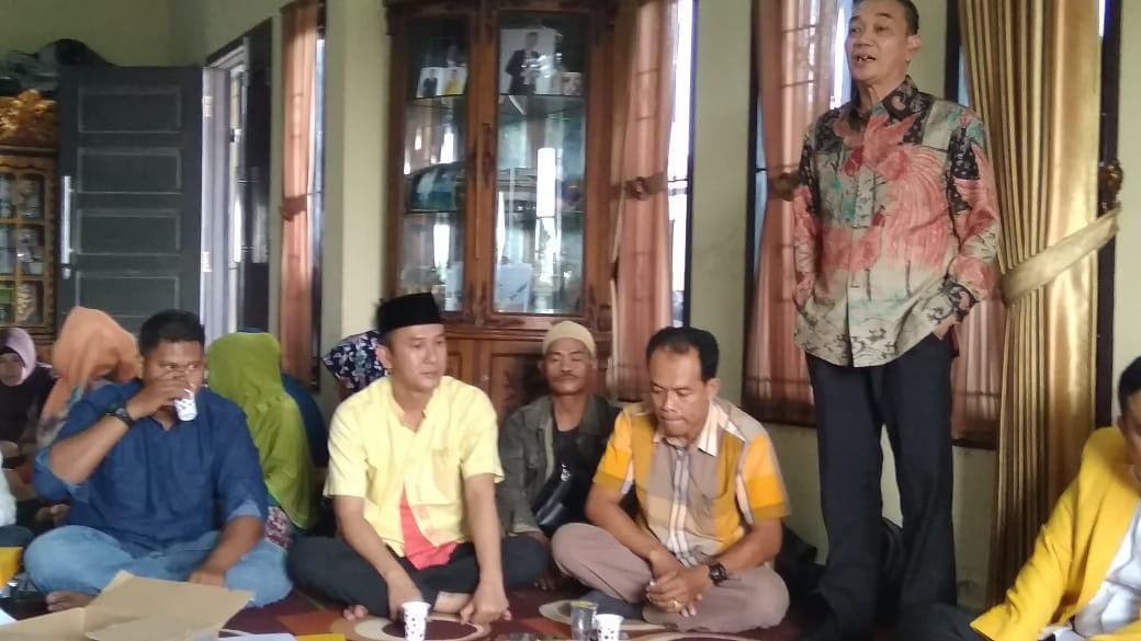 Bersama Relawan, Novan Yakin Raih Hasil Terbaik Dalam Pileg 2019