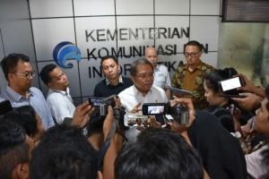 Kominfo Blokir 450 'Link' Video dan Foto Kekerasan Terhadap Suporter di Bandung