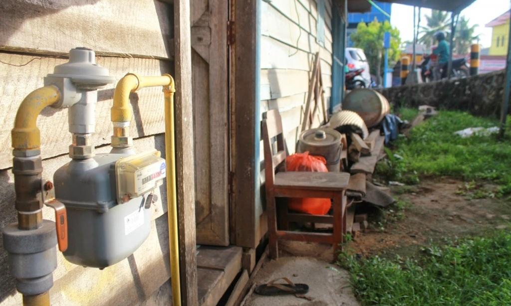 Tahun ini, Kelurahan Talang Kelapa Dan Karya Baru Dapat Aliran Jargas