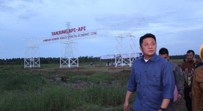 Gubernur HD Inginkan Pelabuhan TAA Segera Dihidupkan Kembali