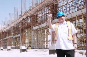 Termasuk TAA dan Gandus, Pembangunan 18 Kawasan Industri Luar Jawa Dikebut Tahun 2019