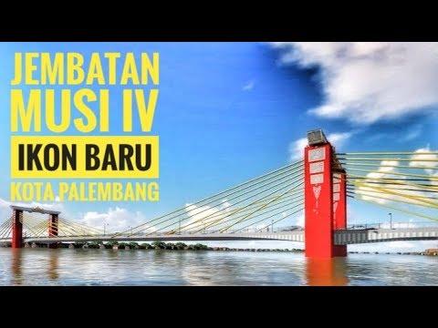 Jembatan Musi IV Akan Diresmikan Akhir Desember