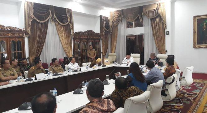 Pemprov Sumsel Bersama Yayasan Belantara akan Kembangkan Eco Tourism