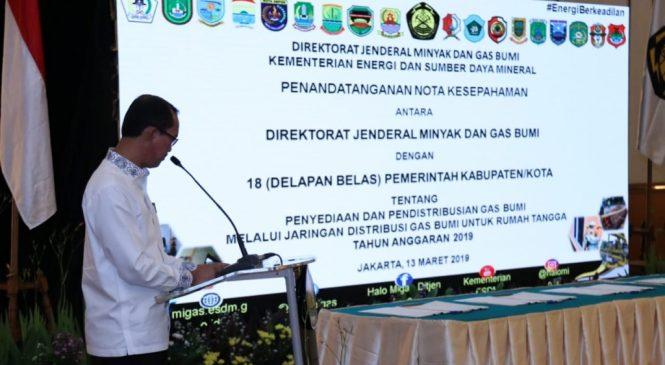 Palembang Bakal Bangun 6.034 Jargas Tahun 2019