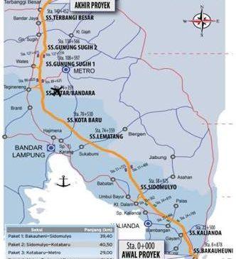 Awal Oktober, Tol Palembang-Kayu Agung Dibuka Gratis