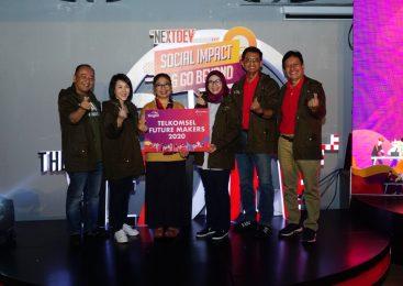 Untuk Pemuda, Telkomsel Kembali Geber The NextDev Talent Scouting