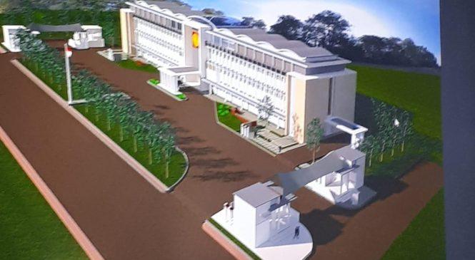Bakal Renovasi, Kantor Gubernur Tampil Lebih Modern Tanpa Ganggu Bangunan Asli