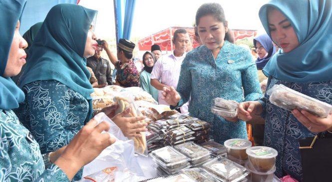 Feby Deru Dorong Muratara Manfaatkan Potensi Tebu dan Terung