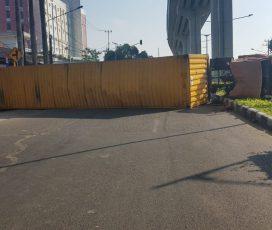Truk Kontainer Roboh, Pelindo Bantu Percepatan Evakuasi
