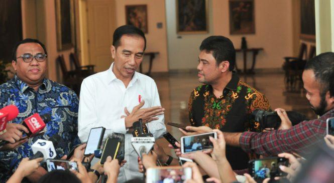 Jokowi Janji Bakal Kalkulasi Ulang Kenaikan Iuran BPJS Kesehatan