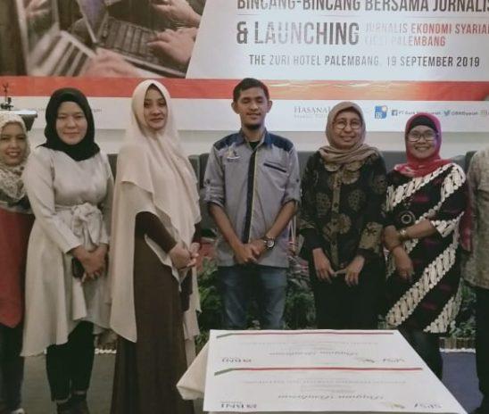 Rian Saputra Pimpin JES Palembang