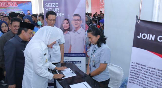 Job Fair Diharapkan Tekan Pengangguran di Palembang