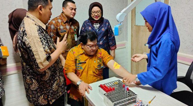Tambah Layanan MCU, RSUD Siti Fatimah Diharapkan Jadi Medical Tourism