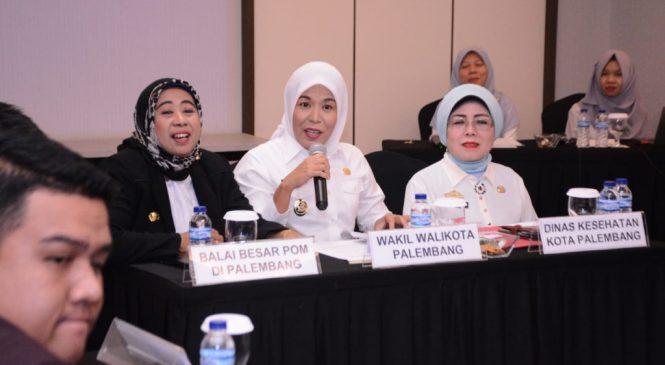 Badan POM bersinergi dengan Pemkot Palembang, akan stikerisasi dan sertifikasi kuliner