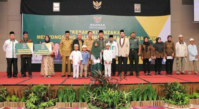 Sekda Ratu Dewa Jadikan Palembang contoh penarikan zakat ASN
