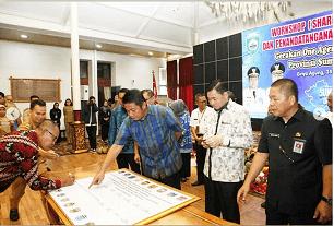 Gubernur Dorong Inovasi Pelayanan Publik Demi Turunkan Kemiskinan