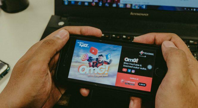 Telkomsel Kenalkan Paket OMG, Apa Saja Kelebihannya ?