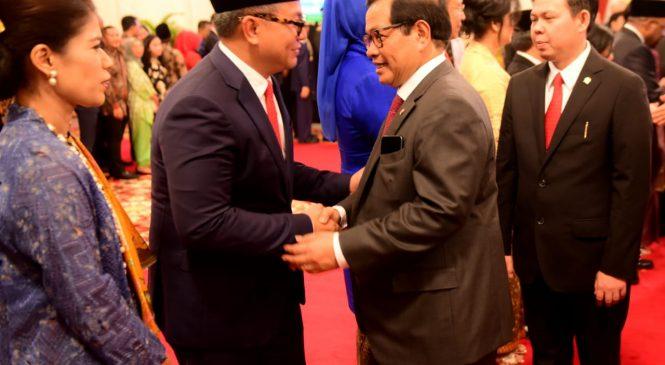 Jokowi Lantik 12 Wakil Menteri