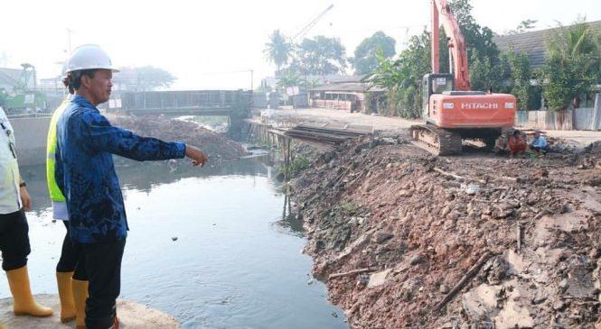 Operasi Desember 2019, ompanisasi Sungai Bendung Diharap Atasi Solusi Banjir
