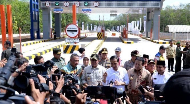 Aceh-Lampung Tersambung Tol Pada 2024
