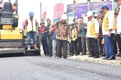 Lahat Dibantu Rp 11,5 Miliar untuk Infrastruktur