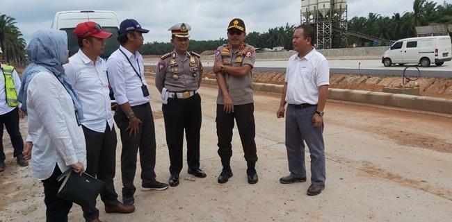 Pastikan BBM Cukup Sebelum Lewat Tol Palembang-Mesuji