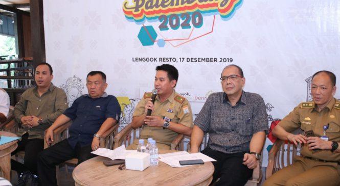 Ada 100 Event Wisata Bakal Hebohkan Palembang Pada 2020