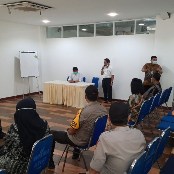 Pemprov Sumsel Siapkan Wisma Atlet Jakabaring Sebagai ODP Center Covid-19