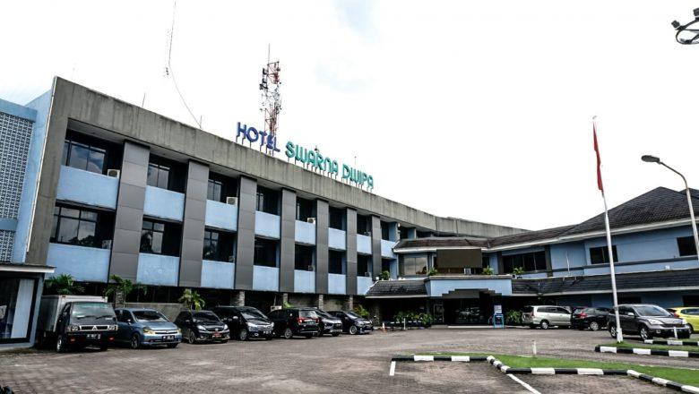 Hotel Swarna Dwipa Jadi Tempat Istirahat Khusus Tenaga Medis