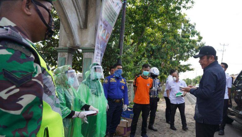 Tol Kayuagung – Palembang Permudah Mobilisasi Sandang Pangan ke Sumsel di Tengah Wabah Covid-19