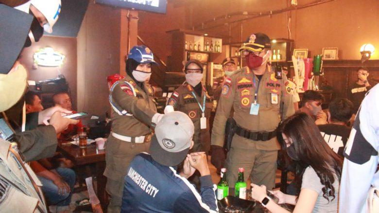 Pengusaha Cafe dan Mall Diminta Patuhi Protokol Pencegahan Covid-19