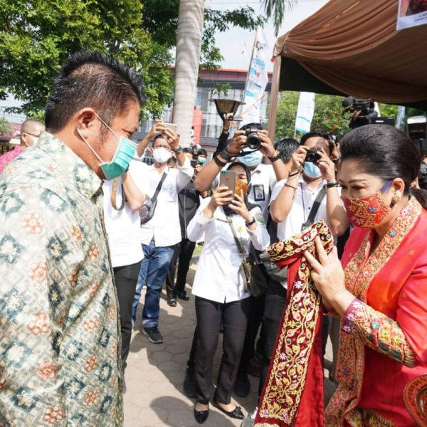 Gedung Kriya Sriwijaya Diharapkan Pacu Pertumbuhan UMKM