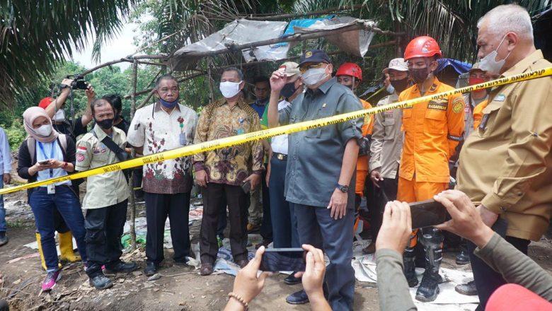 Alex Noerdin : Illegal Mining Harus Segera Diselesaikan Ditingkat Pusat