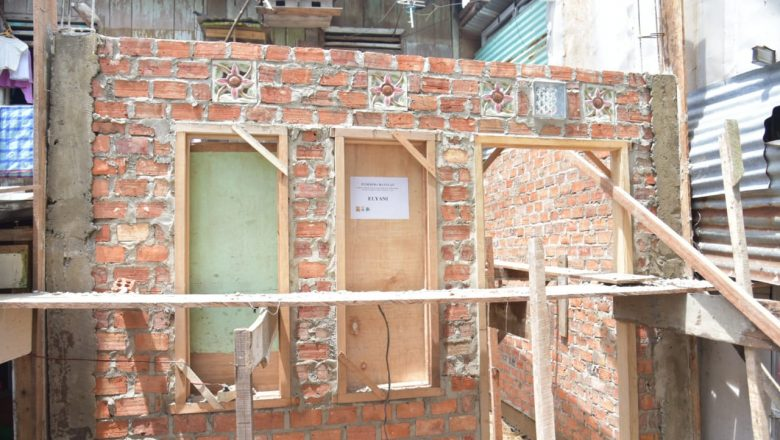 Pemkot-Kementerian PUPR Renovasi 1.500 Rumah Warga Prasejahtera Palembang