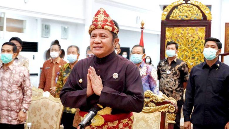 Gubernur Janjikan Insentif Bagi Kepala Daerah Berprestasi