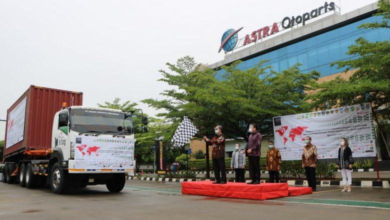 Grup Astra Dukung Ekspor ke Pasar Global