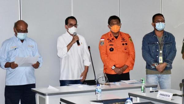 Pemerintah Maksimalkan Pencarian Pesawat Sriwijaya Air SJY 182