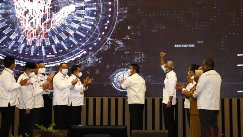 Herman Deru Siapkan Reward Untuk Kabupaten dan Kota Yang Mampu Menekan Angka Losses Padi